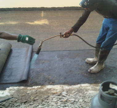 USING THE CORRECT WATERPROOFING SYSTEMS