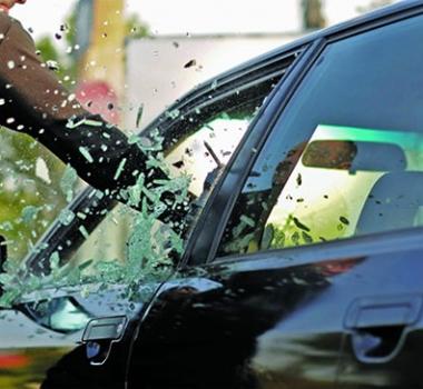 Smash and Grab Window Tinting