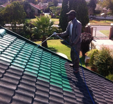 Airless Roof Spray – Why Paint Your Roof?